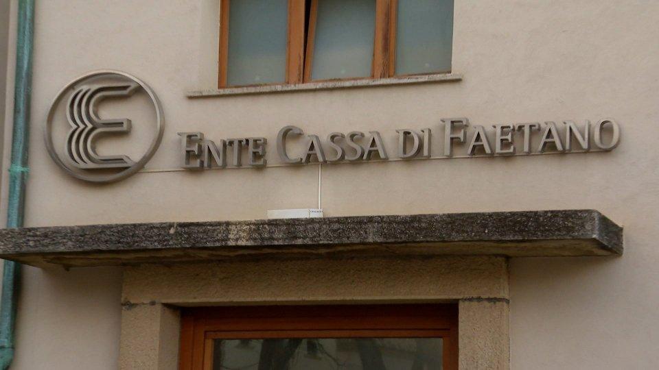 Centenario della cassa rurale di Faetano: Banca di San Marino ed Ente Cassa di Faetano donano alla Reggenza un saggio sulla nascita della cassa rurale