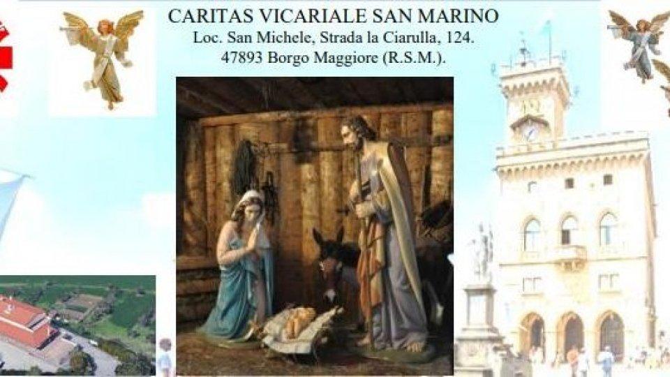 Gli auguri ai sammarinesi da parte della Caritas vicariale