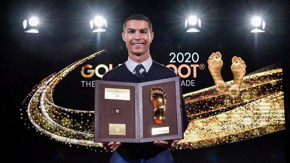 foto @twitter Cristiano Ronaldo