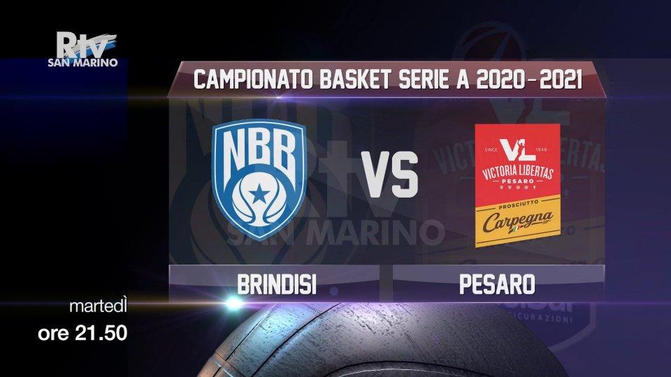 Carpegna Prosciutto Pesaro - Happy Casa, domani sera su San Marino RTV