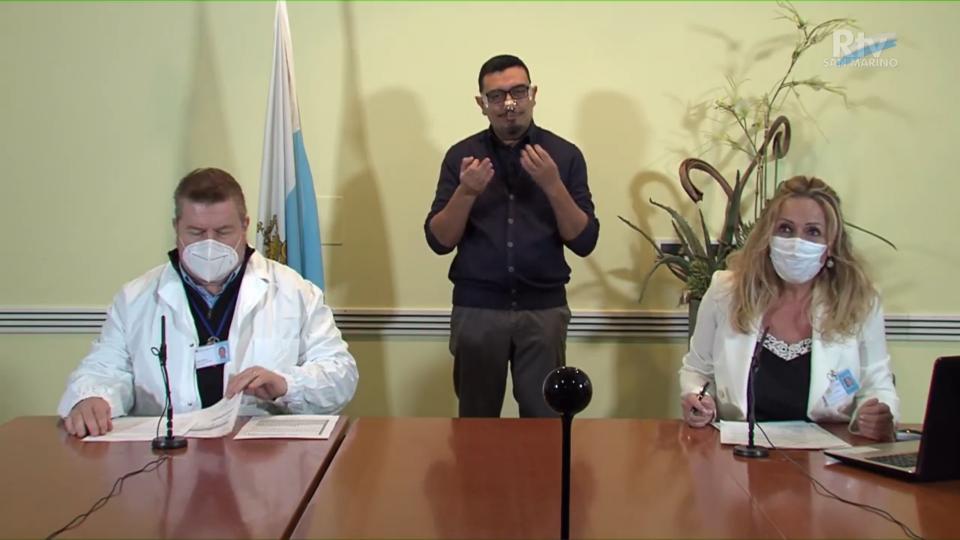 Nel video l'intervista al dott. Sergio Rabini