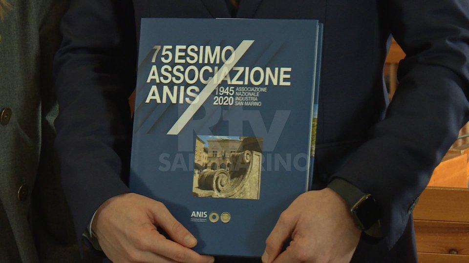 Presentato all'Eccellentissima Reggenza il libro celebrativo del 75esimo anniversario di ANIS