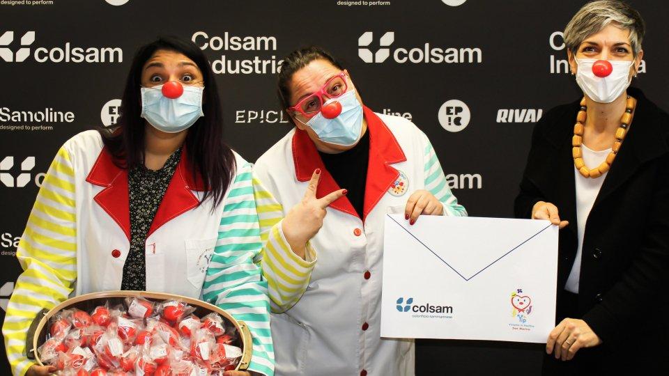 Natale solidale: Colorificio Sammarinese insieme a Vip San Marino