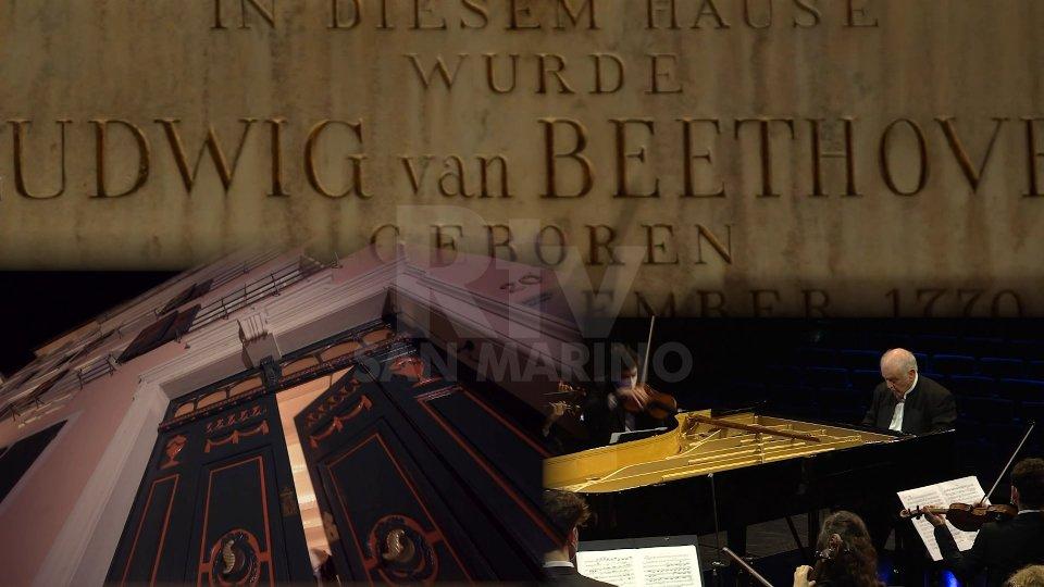 250 anni dalla nascita di Beethoven, concerto del Giubileo alle 20.50 su RTV