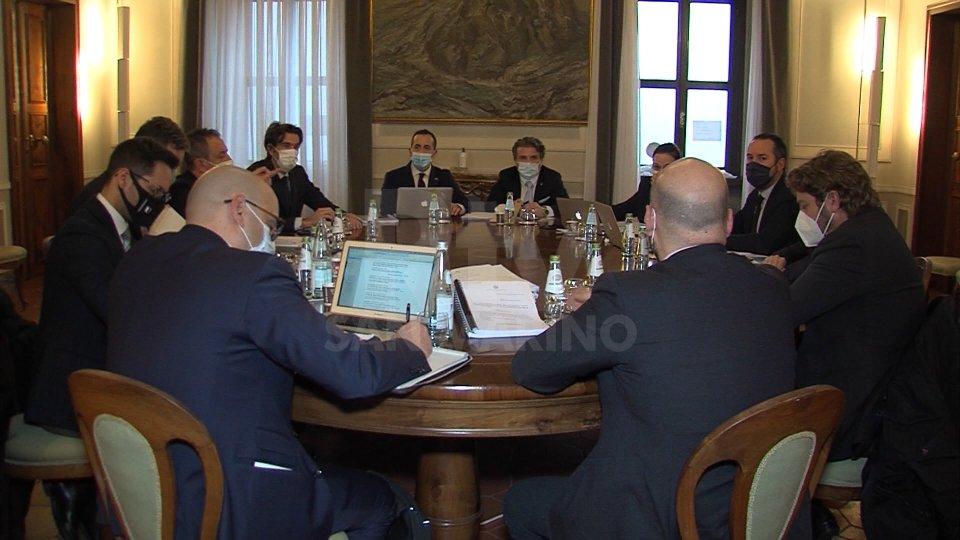 Congresso di Stato: Perfezionata l'operazione di finanziamento con la Cargill Financial Services International Inc per il prestito ponte di 150 milioni di euro