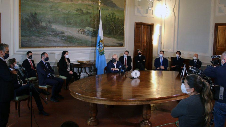 San Marino: 2021, l'anno della rinascita. Nella conferenza stampa di fine anno, l'esecutivo indica le priorità per il 2021