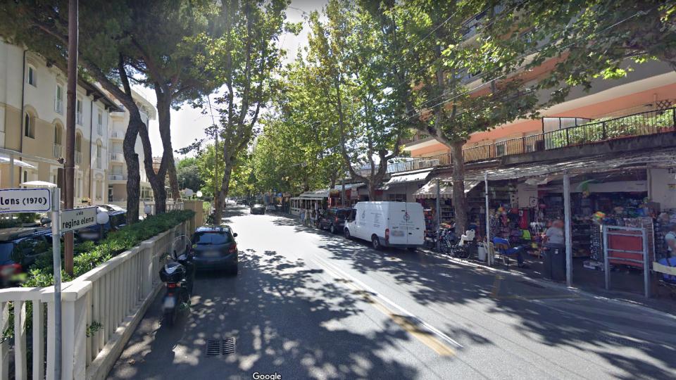Viale Regina Elena (Google Maps)
