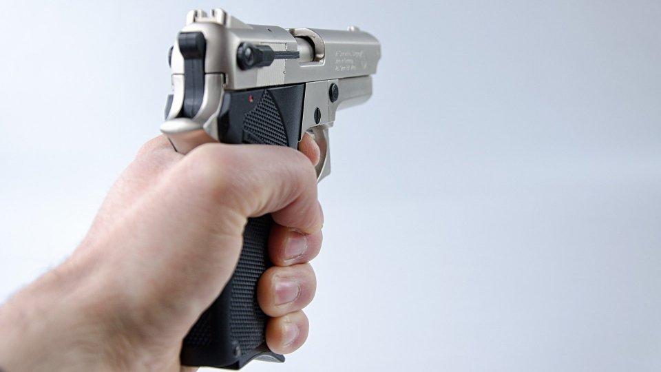 Una pistola giocattolo (foto Pixabay)