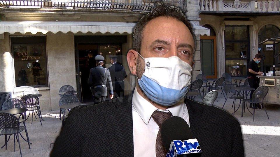 Nel servizio l'intervista al Segretario agli Esteri Luca Beccari