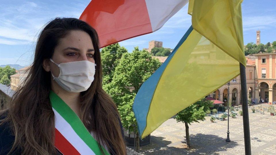 Santarcangelo: interviene la sindaca Alice Parma
