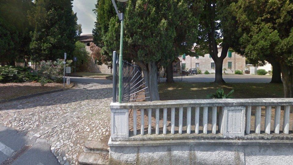 Il Convento Santa Maria delle Grazie. Foto Google Maps