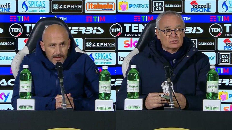 Intervista a Vincenzo Italiano e Claudio Ranieri