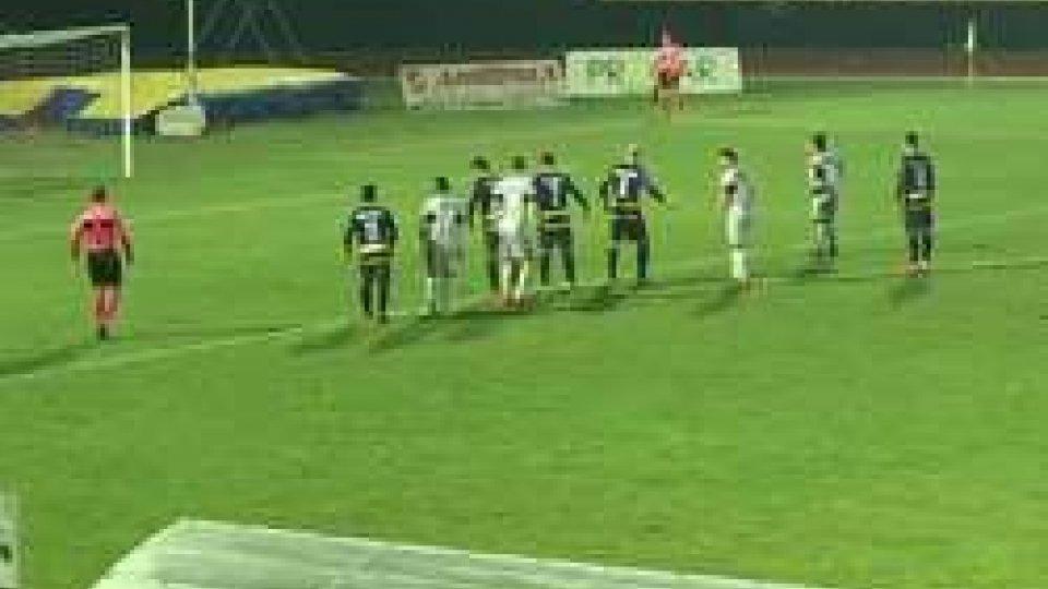 Santarcangelo-Sambenedettese 0-1Santarcangelo-Sambenedettese 0-1