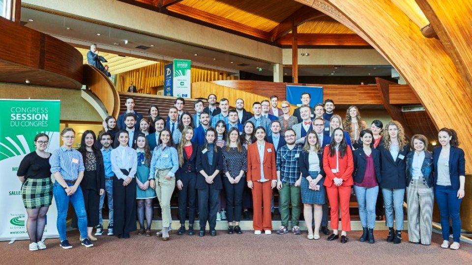 Nuovo bando del Congresso dei Poteri Locali e Regionali del Consiglio d'Europa per i giovani sammarinesi