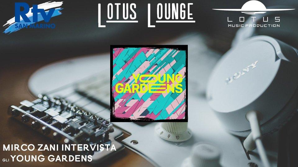 Gli Young Gardens a Lotus Lounge
