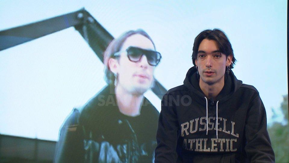 Nel video l'intervista di Jack The Trick per il Tg San Marino