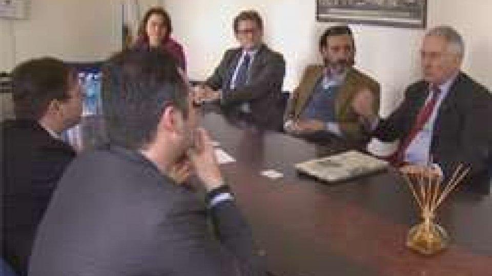 Gruppo Asa incontra il Governo