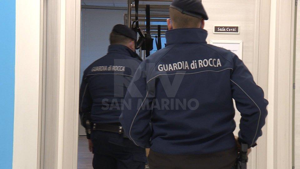 Guardia di Rocca: quasi 2000 controlli per trasporto contante, 33 procedimenti penali
