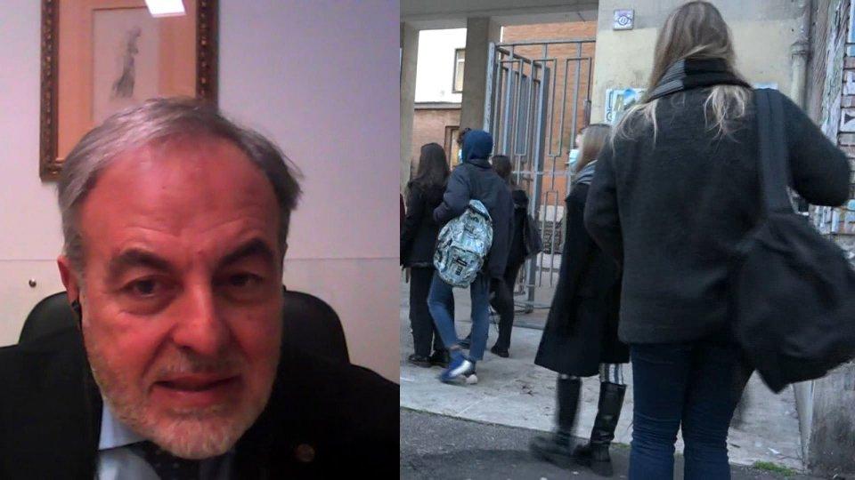 David Lazzari via SkypeNel video David Lazzari via Skype