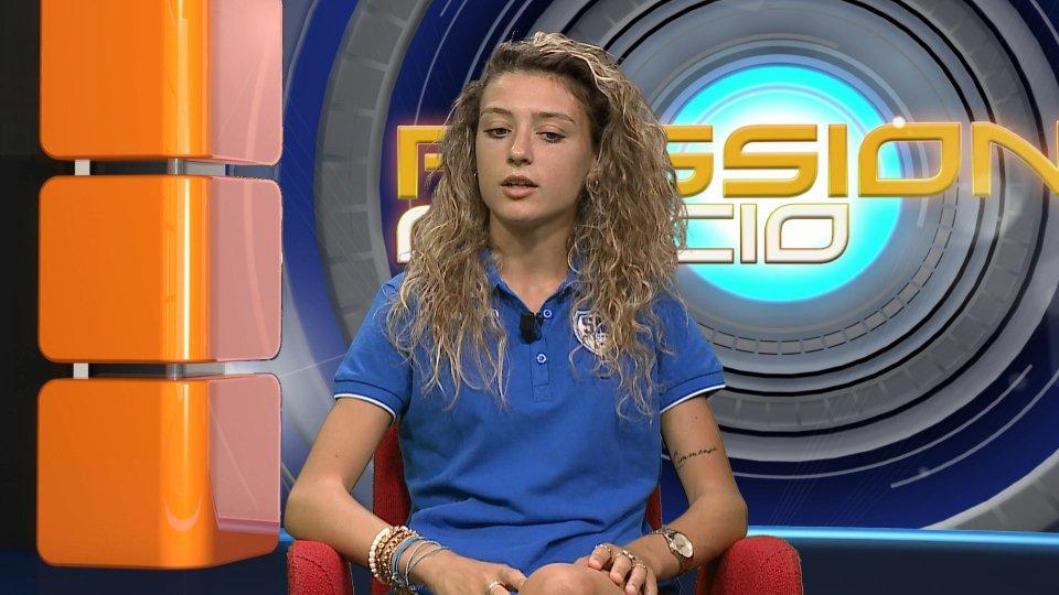 Femminile: Camilla Labate passa alla Lazio