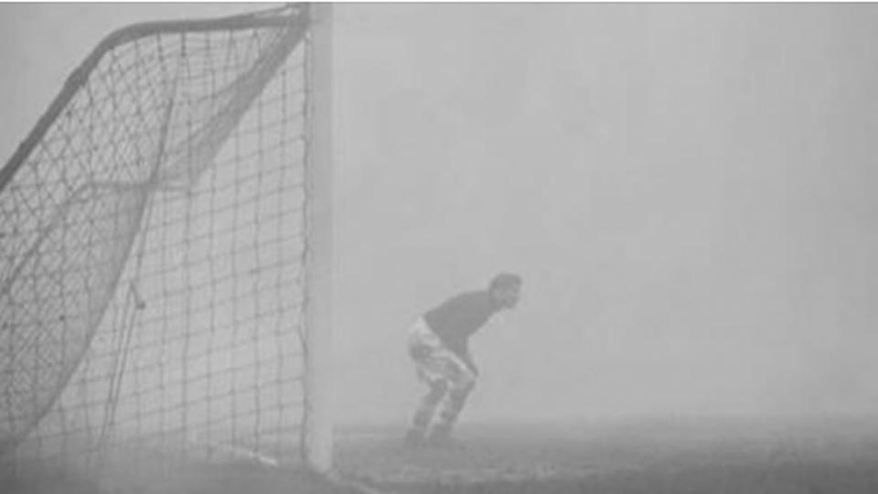 """""""Sam Bartram"""" il portiere dimenticato nella nebbia"""