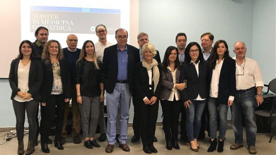Da San Marino l'alta formazione per i geriatri del domani