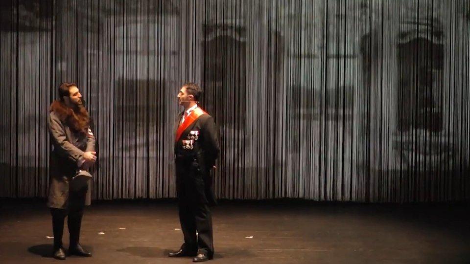 """Videoletture, spettacoli e documenti d'archivio originali sulla SCRITTURA GRAMSCIANA tratti da Ordine Nuovo, L'Avanti, e dai famosi """"Quaderni del carcere"""""""
