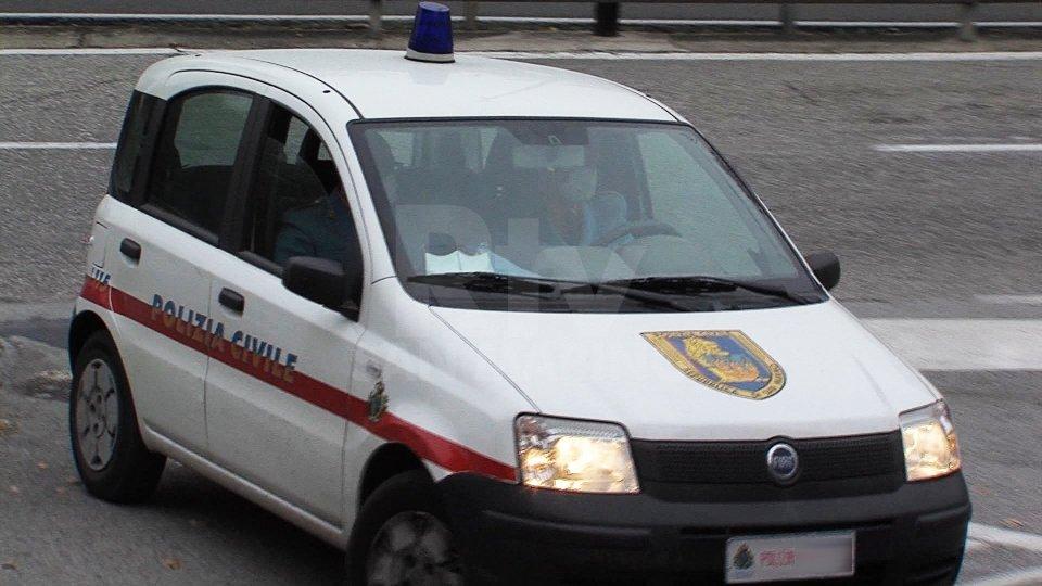 Polizia Civile, un anno intenso. Spiccano 40 denunce per guida senza assicurazione