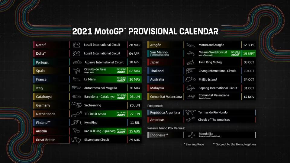 Foto facebook @MotoGP
