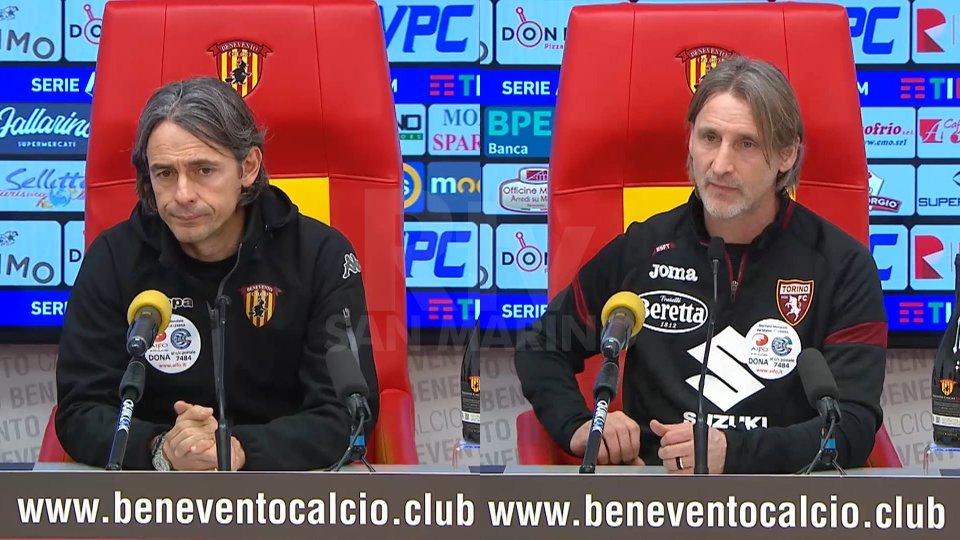 Interviste a Filippo Inzaghi e Davide Nicola