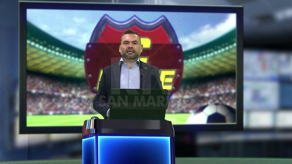 Questa sera a Cpiace il centrocampista del Cesena Demetrio Steffè