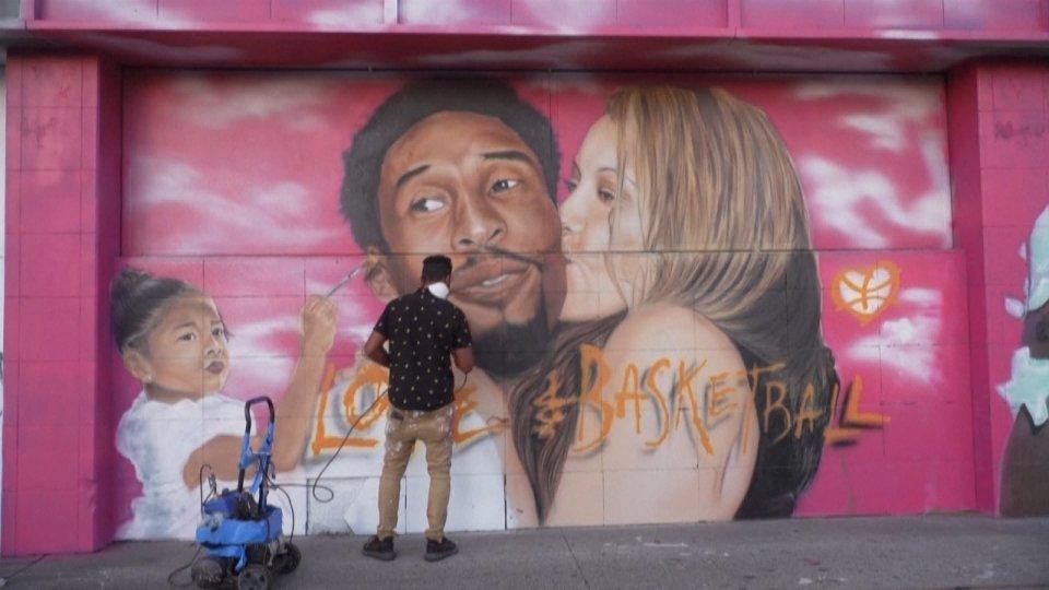 Un anno senza Kobe Bryant: l'omaggio dei writers al campione di sempre