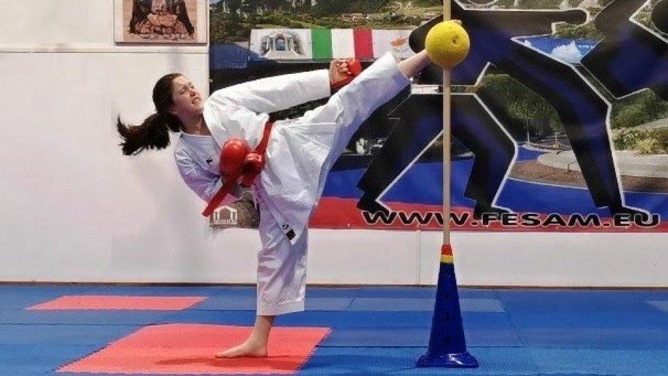 Campionato Nazionale CSEN 2021: brillano i karatechi sammarinesi