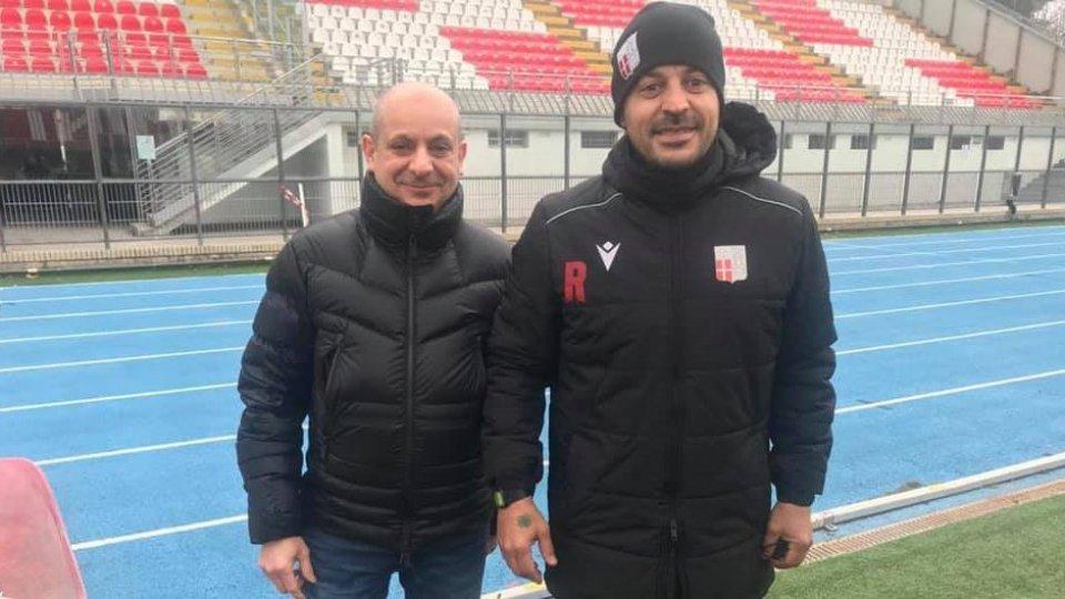 Adrian Ricchiuti è il nuovo allenatore del Rimini