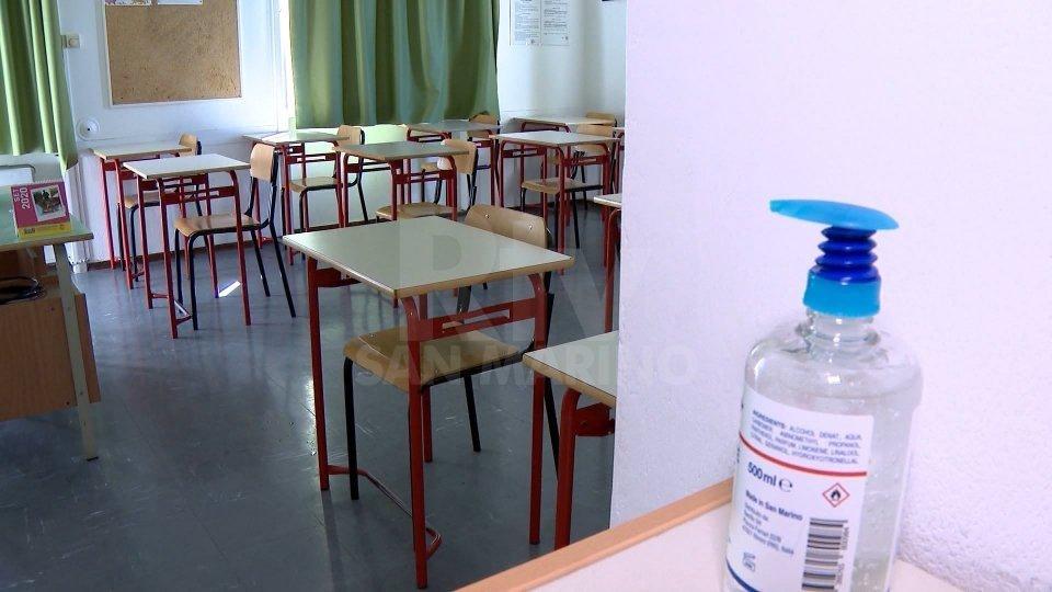 Scuole Superiori San Marino: da lunedì tornano in presenza gli studenti dei bienni e le quinte