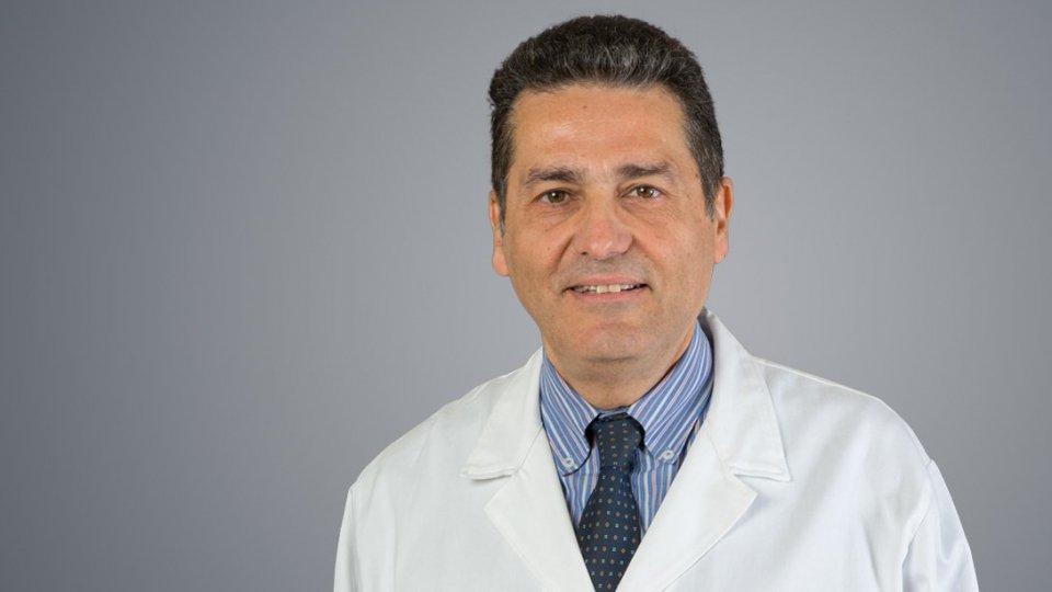 Il prof. Massimo Filippi