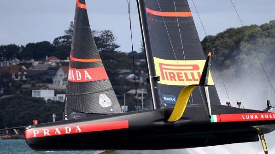 American Magic battuta, Luna Rossa vola in finale sfidanti