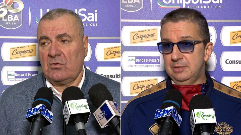 Le interviste ai coach