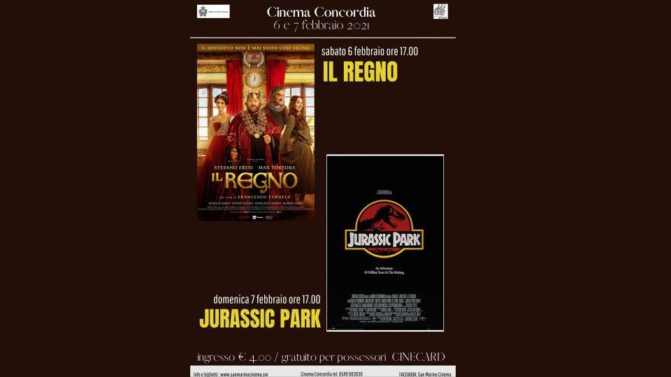 Cinema Concordia: Spielberg, Woody Allen, Mel Brooks, Scorsese, Tim Burton, Star Trek e due nuovissime uscite