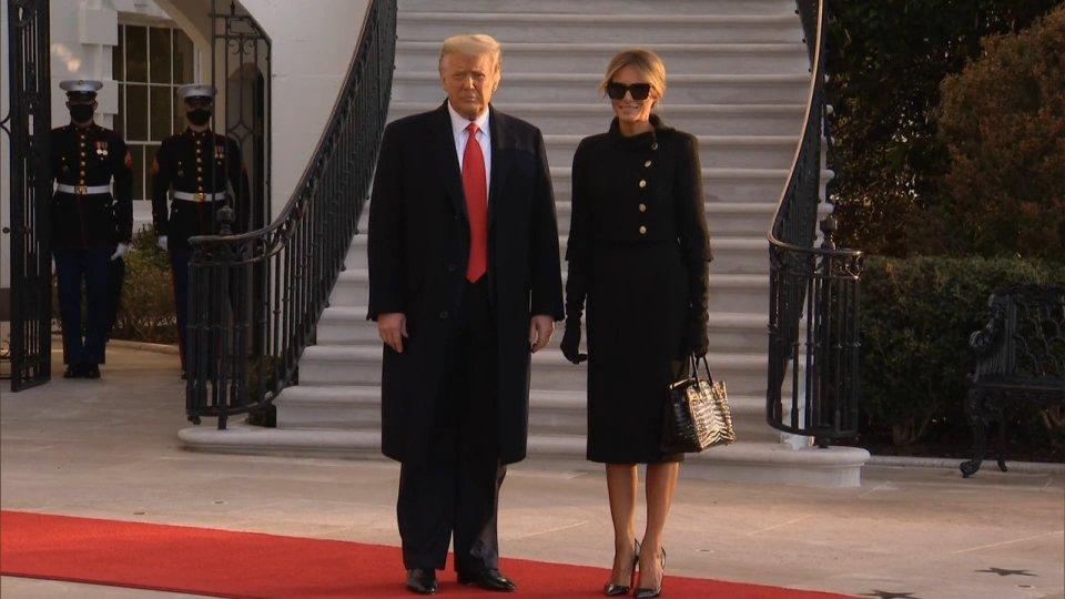 Impeachment: Trump accusato di alto tradimento