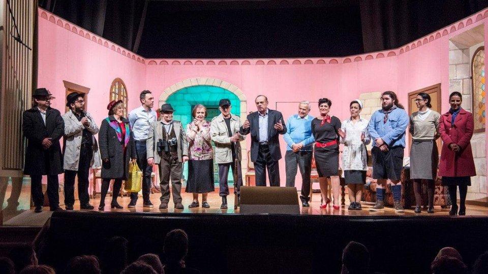Piccolo Teatro Arnaldo Martelli: Commedia di Sant' Agata rinviata