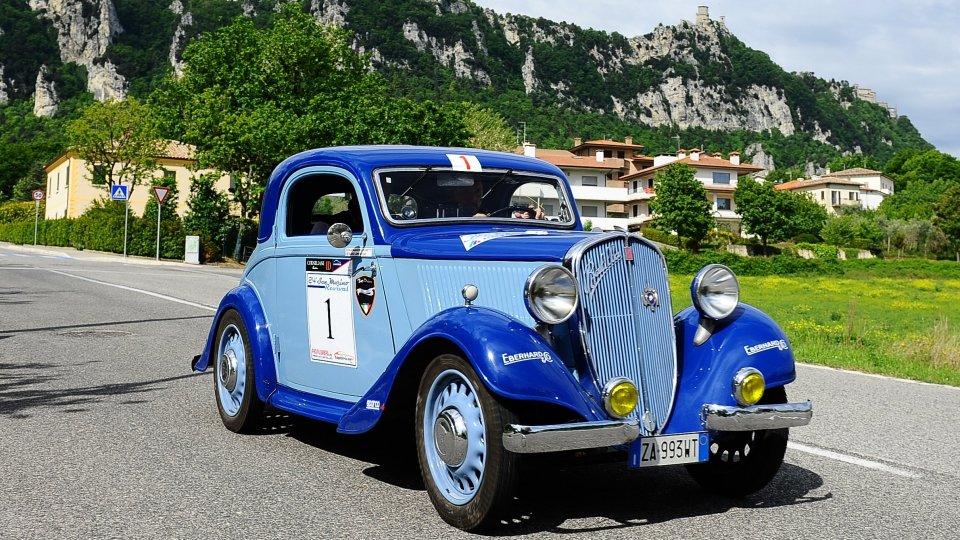 FAMS: Presentazione 28° San Marino Revival
