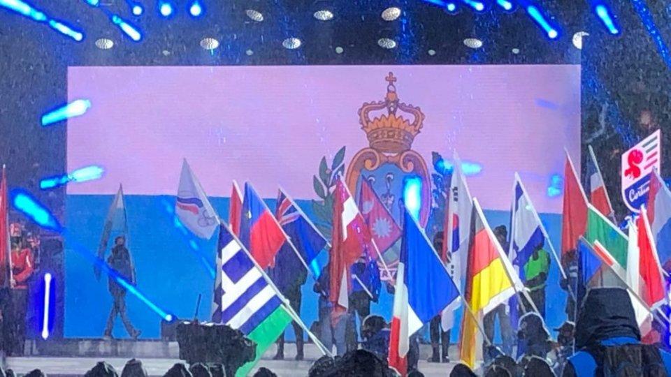 La Repubblica di San Marino ai campionati del mondo di sci alpino