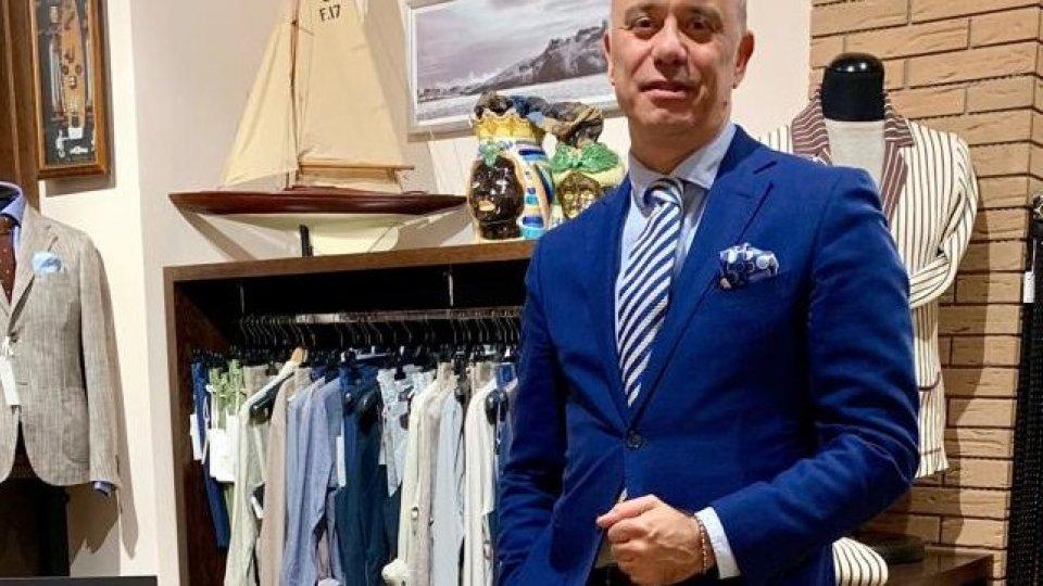 """Giammaria Zanzini, presidente Federmoda-Confcommercio della provincia di Rimini: """"Seguiamo con apprensione le notizie sul futuro dell'area ex nuova questura"""""""
