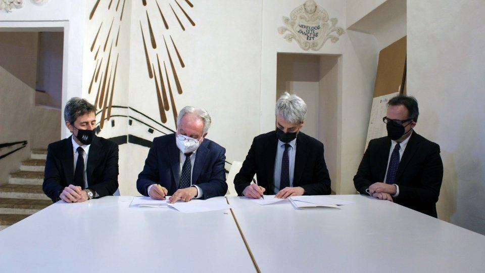 Intesa fra le Università di Trento e San Marino per collaborare in ambito giuridico, socio-sanitario e delle relazioni internazionali