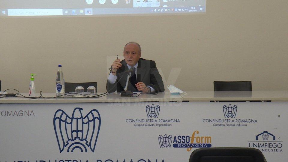 Paolo Maggioli, Presidente Confindustria RomagnaSentiamo Paolo Maggioli