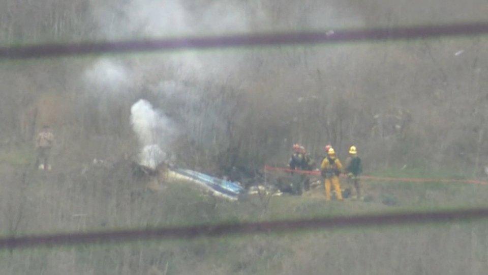 Perizia, schianto elicottero Kobe Bryant fu errore del pilota