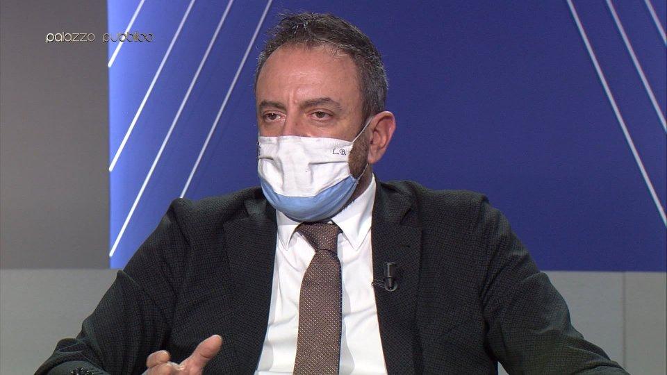 Segretario di Stato per gli Affari Esteri, Luca Beccari, in occasione del Giorno del Ricordo 2021