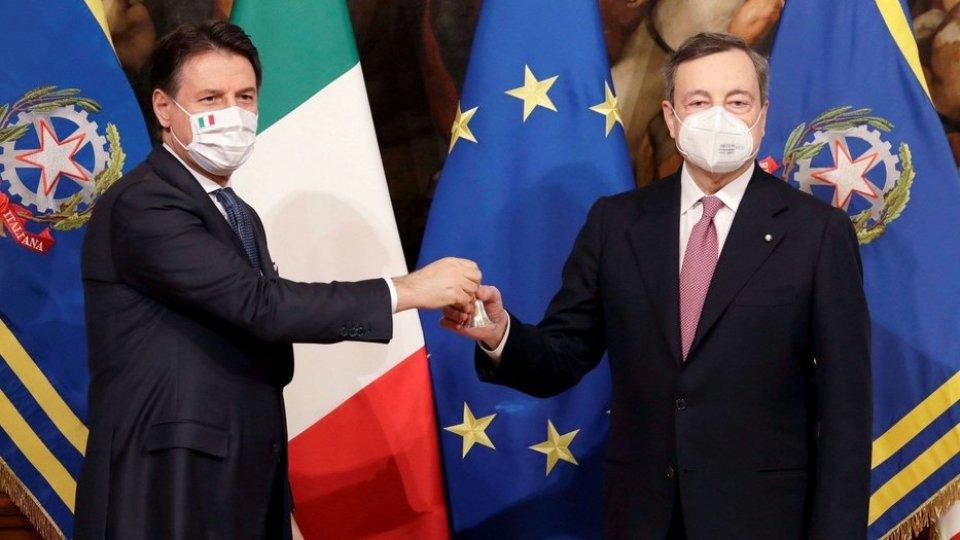Le congratulazioni internazionali al nuovo premier Mario Draghi