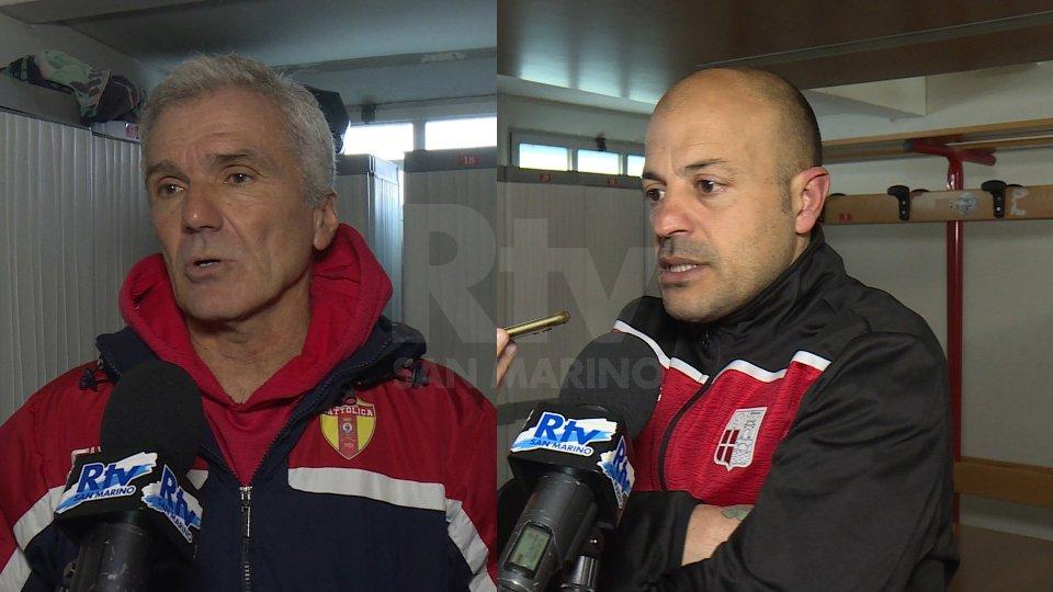 Maurizio Galli - Adrian Ricchiuti